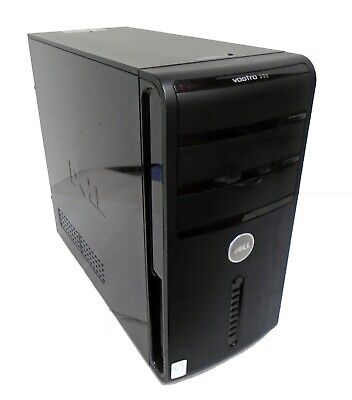 £69.99 • Buy Fast Reliable Office/Media PC Dell Vostro 200 Tower 8GB 240GB SSD Windows 10