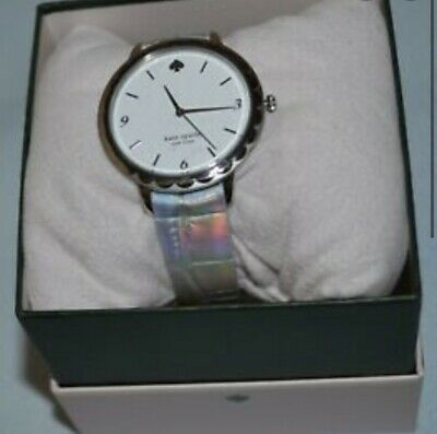 $ CDN113.22 • Buy Kate Spade Morning Side White Dial Leather WOMENS WATCH KSW1606 $148