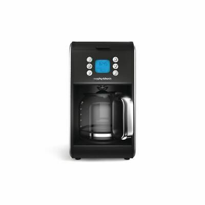 £30.33 • Buy Morphy Richards 162010 Pour Over Filter Coffee Maker, 1.8 Litre, 900 W