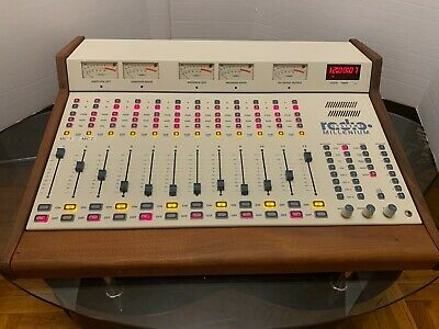 £1769.27 • Buy Radio Systems Millenium 12 Channel Broadcast Audio Console, Mixer