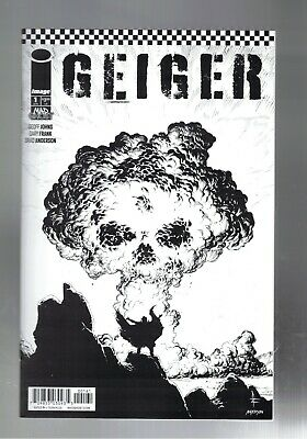 £28.97 • Buy Geiger #1 9.4 NM One Per Store Thank You Variant