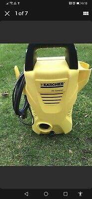 £22 • Buy K2 Compact Pressure Washer Machine No Accessories For Repair/Spares In VGC