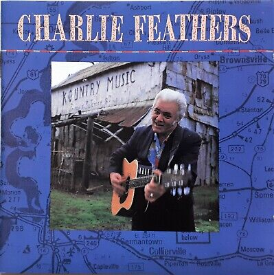 £14 • Buy CHARLIE FEATHERS – Charlie Feathers    1991 CD ALBUM