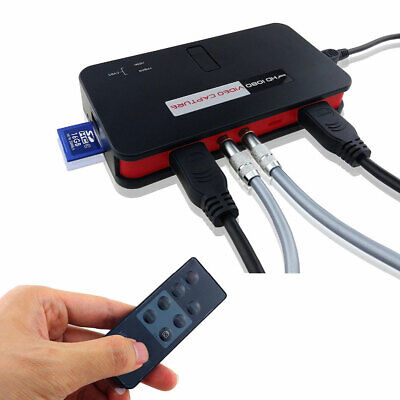 £97.76 • Buy Ezcap 284 1080P HD Video Capture Box Card Game Recorder For PLAYSTATION Xbox