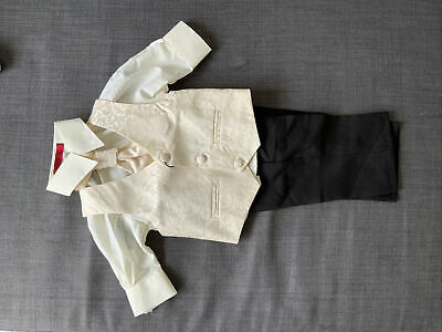 £10 • Buy Baby Tuxedo 3-5 Months (special Occasion Wear)