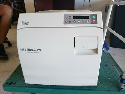 $5200 • Buy Midmark M11 Autoclave (Biomed Tested) 300 Cycles Only