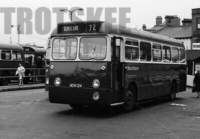 £4.99 • Buy 35mm Negative Northern AEC Reliance 1824 HCN124 At Newcastle C1974