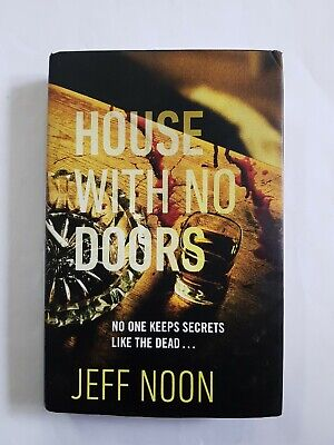 £10 • Buy House With No Doors By Noon, Jeff Book The Cheap Fast Free Post New Book
