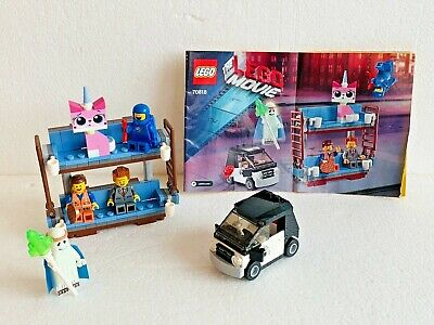 $ CDN37.29 • Buy Lego 70818 The Lego Movie Double-Decker Couch Complete W/ Manual Rare Retired