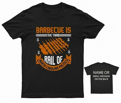 £11.95 • Buy Barbecue Is The Third T-shirt Bbq Barbeque