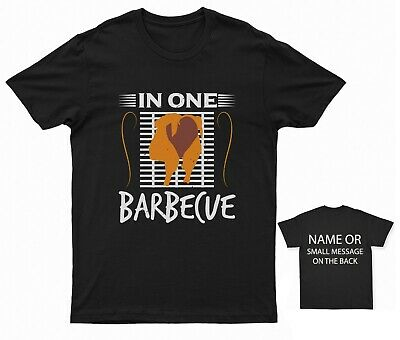 £11.95 • Buy In One Barbecue T-shirt Bbq Barbeque