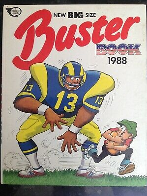 £2.50 • Buy Buster Book Annual Comic 1988 Vintage