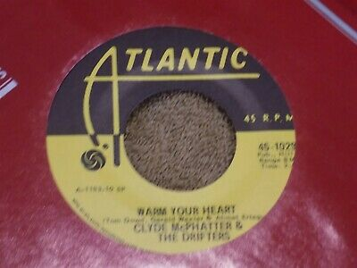 £2.83 • Buy CLYDE McPHATTER & THE DRIFTERS Honey Love / Warm Your Heart 7  45 Re NM