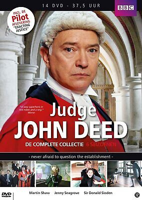 £39.99 • Buy Judge John Deed The Complete Collection Series 1-6 Genuine R2 Import DVD