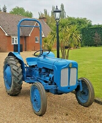 £4295 • Buy Fordson Dexter Tractor 1960's Live Transmission Model (other Items Available)