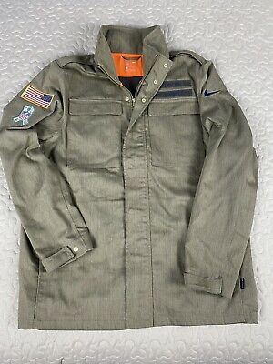 $298 • Buy Nike Dallas Cowboys Salute To Service Military  Jacket Mens Sz L On Field Coat