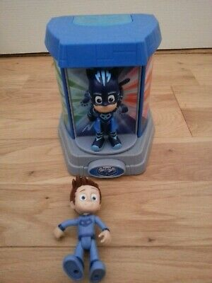 £11 • Buy Pj Masks Connor To Catboy Transforming Tower Bedroom Machine & Figure Play Set