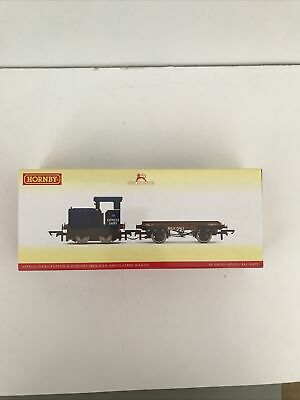 £88 • Buy Hornby R3943 Express Dairy Ruston & Hornsby