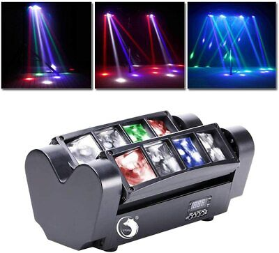 £100 • Buy 2 X Spider Moving Head Led Lights
