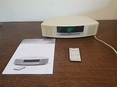 £143.35 • Buy Bose Wave Music System Model AWRCC2 Home Stereo CD With Remote