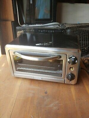 £28.31 • Buy KitchenAid Compact Convection Toaster/Pizza Oven Silver