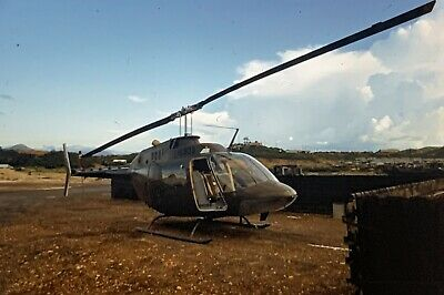 $10.95 • Buy Military Helicopter Aircraft Photo Slide Montgomery Photography Vintage 1971 29