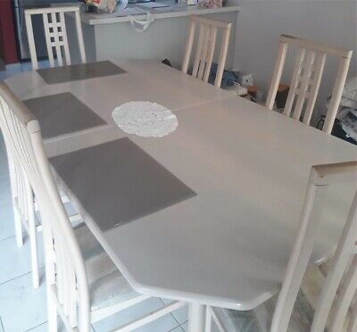 AU450 • Buy Dining Table & Wall Unit Set