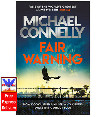 £3.15 • Buy FAIR WARNING Michael Connelly PAPERBACK *BRAND NEW*