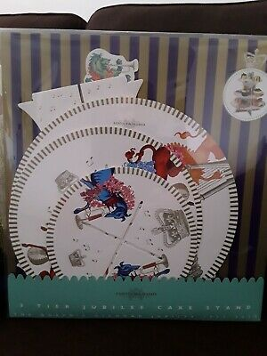 £5 • Buy Fortnum & Mason 3 Tier Card Cake Stand