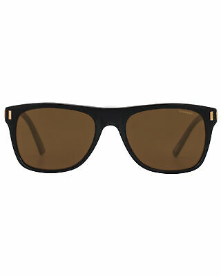 £81.49 • Buy Chopard Classic Brown & Black And Tortoise Sunglasses 95217-0456 MSRP $580