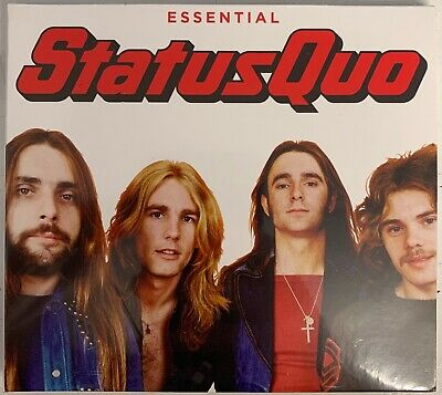 £4.79 • Buy Status Quo - Essential (3CD) New And Sealed - In The Army Now,Rocking All Over T
