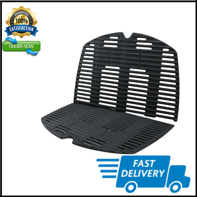 $ CDN75.29 • Buy Cooking Grates For Weber Q300 Q320 Q3000 Q3200 Series Gas Grills Pack Of 2 New