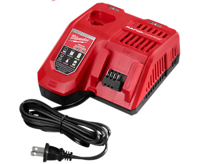 $47.95 • Buy Milwaukee M18 & M12 Rapid Charger 48-59-1808 BRAND NEW