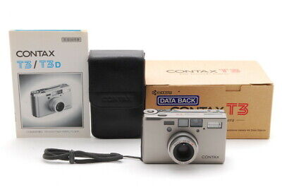 $ CDN2490.09 • Buy Contax T3D Double Teech Overhalled 【Exc+++++】from Japan 1096R