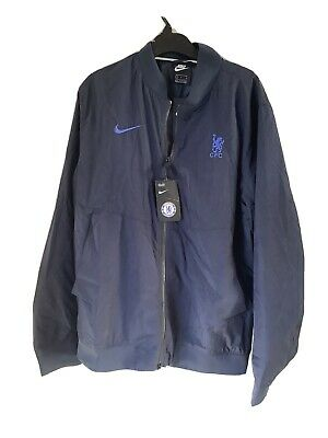 £25 • Buy Brand New With Tags Nike Chelsea FC Authentic Varsity Jacket Navy Large