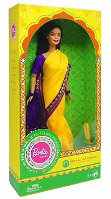 £20.99 • Buy BARBIE In India Visits Mysore Palace  (Multicolor)