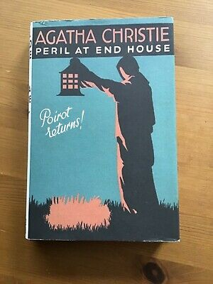 £9.99 • Buy Peril At End House, Agatha Christie, Published By HarperCollins