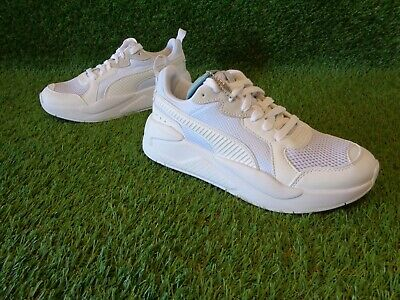 AU59.99 • Buy Puma X Ray Sneakers White Unisex Us Size 6 New In Box
