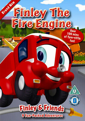£6.70 • Buy Finley The Fire Engine DVD | Family | 2008