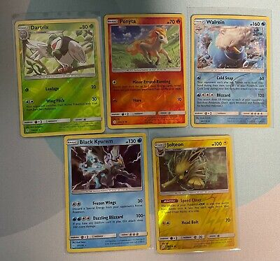 $0.99 • Buy Pokemon Cosmic Eclipse - Reverse Holo Or HOLO - Complete Your Set - You Pick