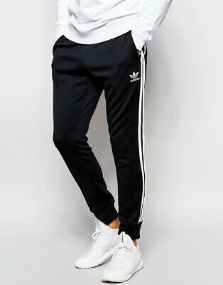 AU64.99 • Buy Adidas Originals Tracksuit Pants Cuffed Superstar BRAND NEW SIZE M (RRP $120)