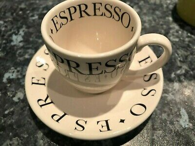 £3.99 • Buy A Whittard Expresso Coffee Cup And Saucer....Handy To Have Extra