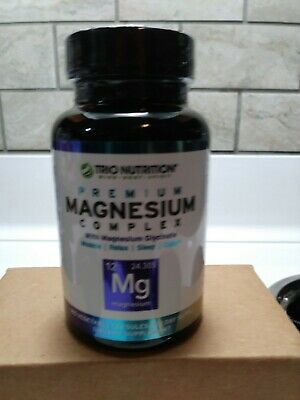£9.20 • Buy Magnesium Complex - Fresh Magnesium Glycinate   90 Day Supply   Chelated With...