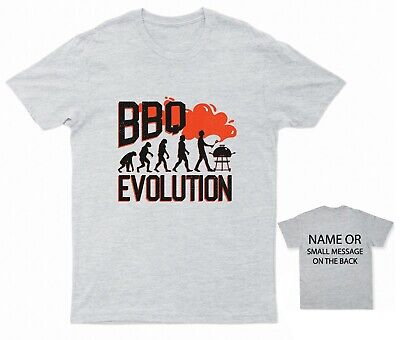 £11.95 • Buy BBQ Barbecue Evolution T-shirt