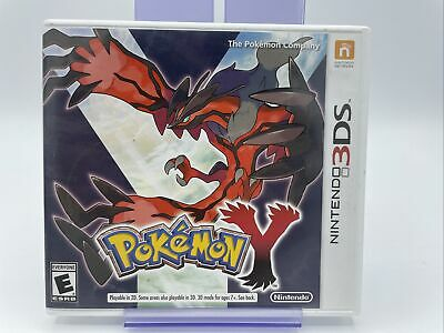 $39.99 • Buy Pokemon Y (Nintendo 3DS, 2013) Case, Insert & Cartridge (Authentic) Tested Works