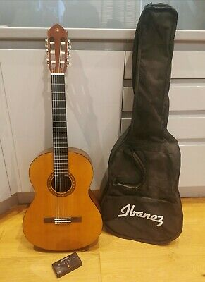 £70 • Buy Yahama CS 40 Child's 3/4 Size Classical Guitar + Black Carry Case & Tuner