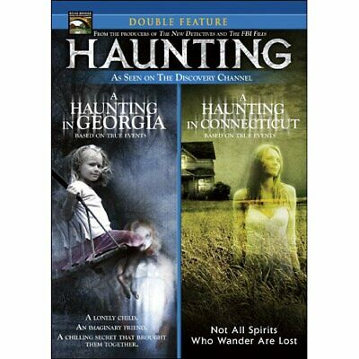 £12.75 • Buy A Haunting In Georgia/A Connecticut (DVD)