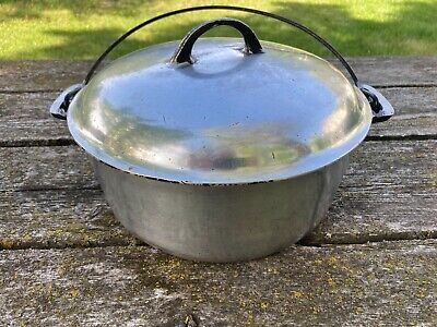 $ CDN42.51 • Buy Vintage Griswold Aluminumtite #9 Dutch Oven With Lid