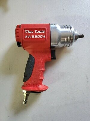 $200 • Buy MAC Tools Air 3/8  Drive Twin Hammer Composite Impact Wrench AW280QA