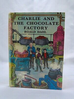 £32 • Buy Charlie And The Chocolate Factory, Roald Dahl, 1967, First Edition